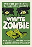 White Zombie Movie Poster 2ftx3ft