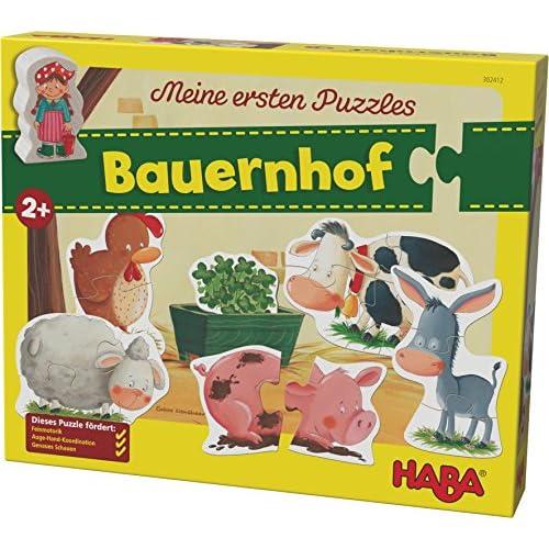 Haba Meine ersten Puzzles - Bauernhof