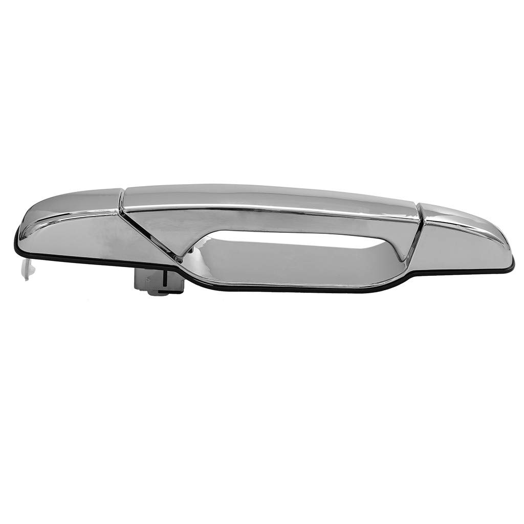 CosyHome-US Chrome Outer Outside Exterior Door Handle Set of 4 Kit for Chevy Pickup Truck Pack of 4