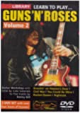 Learn to Play - Guns and Roses Vol. 2 [Import anglais]