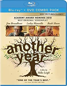 Cover Image for 'Another Year (Two-Disc Blu-ray/DVD Combo)'