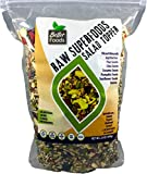 Raw Superfoods Salad Toppings Mix (Goji Berries, Raisins, Almonds, Chia, Flax, Pumpkin, Sesame and Sunflower Seeds) 24 oz For Sale