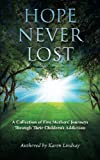 img - for Hope Never Lost: A Collection of Five Mothers' Journeys Through Their Children s Addiction book / textbook / text book