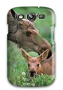Galaxy High Quality Tpu Case/ Floyd Animals Wallpaper UTqftSh1602OHjkO Case Cover For Galaxy S3
