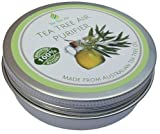 Tea Tree Air Purifier (2.2oz) 100% Natural Air Purifier Cream, Kills Mold, Attacks Mildew, Prevents Bacteria, Air Freshener, Air Conditioner - Perfect for home, office, car or boat! ON SALE ✔