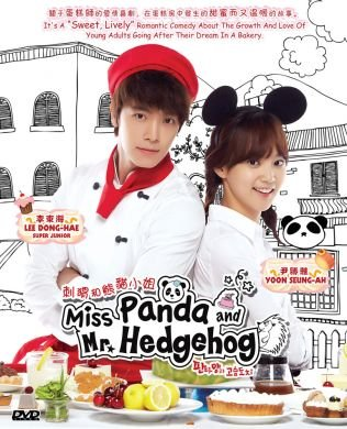 Costume Ideas For Two Friends (Miss Panda and Hedgehog (Korean Drama with English Sub, 4DVD, 16)