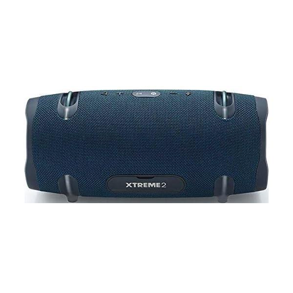 JBL Xtreme 2 - enceinte Bluetooth Portable - Waterproof Ipx7 - Autonomie 15 Hrs & Port Usb - Sangle de Transport Incluse - Bleu 2