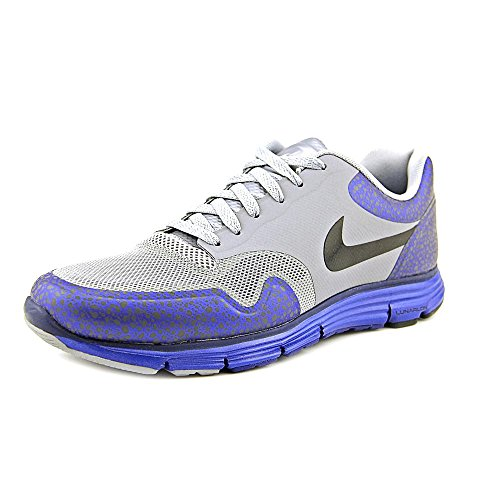 Safari Fuse Nike - Nike Men's NIKE LUNAR SAFARI FUSE + RUNNING SHOES 10.5 Men US (WOLF GREY/BLACK/OLD ROYAL)