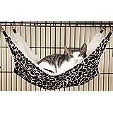 Pro Select Wild Time Pet Cage Hammock Black
