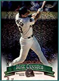 1998 Finest #26 Jose Canseco OAKLAND A's ATHLETICS