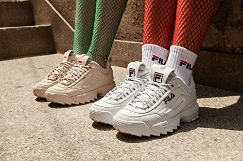 Décontractées Sneaker Femme Running Sports Disruptor Baskets Blanc II Shoes Low Fitness Chaussures 2 xC0wqYcEPw