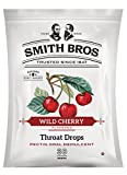 #5: Smith Brothers Wild Cherry Throat Drops, 30 count
