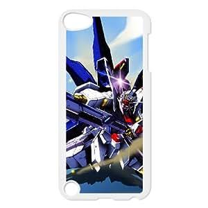 iPod Touch 5 Case White MOBILE SUIT GUNDAM ballistic phone cases hkhf7056825