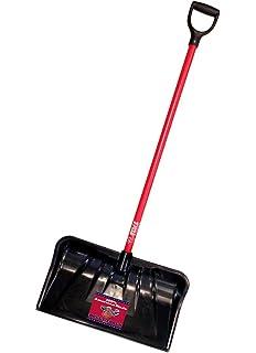 Structron Snow Shovel 18-Inch Head w//Ergonomic D-Handle