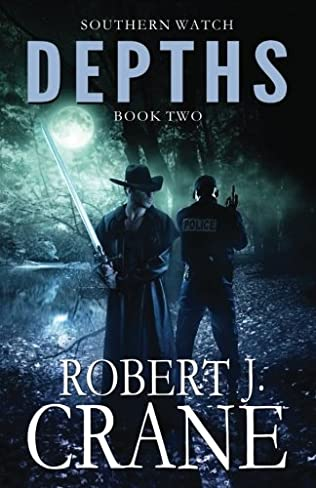 book cover of Depths