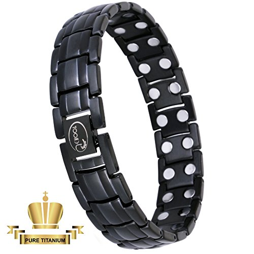 Magnets Titanium Magnetic Bracelet Arthritis