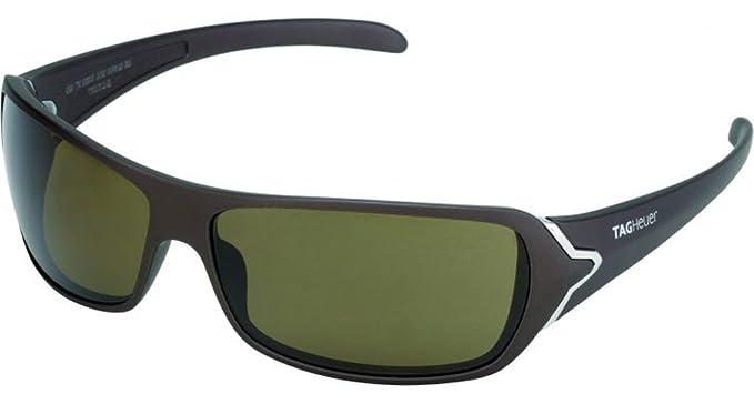 Amazon.com: tag heuer Racer 9202 anteojos de sol 202 café ...