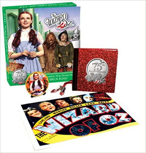 Read online The Wizard of Oz Collectible Set: A Commemorative Trip Down the Yellow Brick Road PDF