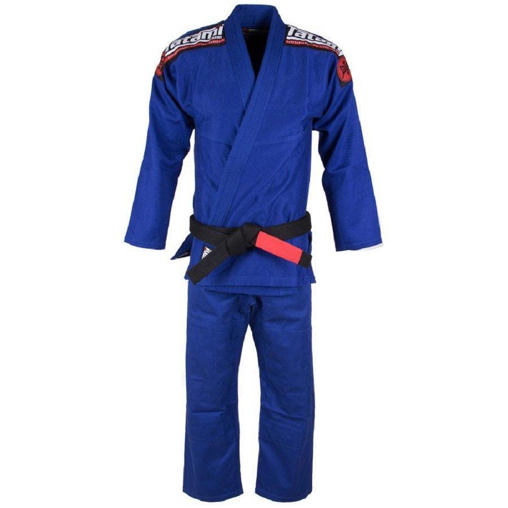 Tatami Fightwear 'Tatami Niños BJJ GI Nova MK4–Blue–Niños BJJ Ju Jitsu Gi–Kimono Kids