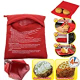 Hot Sale Fast 4 Minutes Microwave Baked Potato Kitchen Cooking Bag Washable Potato Express Cooker For Christmas Dinner cooking tools AS1QP1