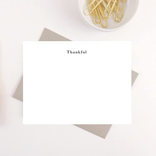 Amazon Com Timeless Thank You Note Thank You Notes Classic Thank