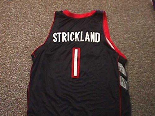 Nike Rod - Rod Strickland. Toronto Raptors 2000-2004 Road Nike Game Jersey