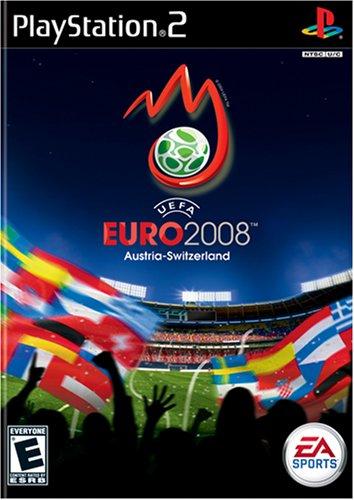 Free UEFA Euro 2008 - PlayStation 2