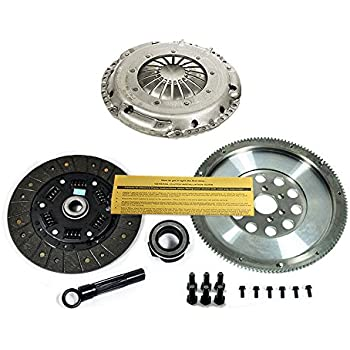 SACHS-EFT STAGE 1 CLUTCH KIT & RACE FLYWHEEL 99-05 VW JETTA TDI 1.9L TURBO DIESEL