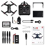 MJX B6 Bug 6 1600mkv Brushless Motor FPV Racing Drone Quadcopter,Real Time Transmission,2.4GHz 4 Chanel 6 Axis Gyro RC Quadcopter by TIME4DEAL.