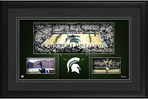 Michigan State Spartans Framed 10