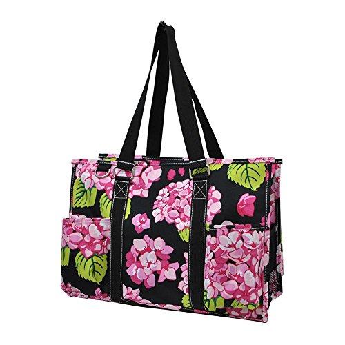 Hydrangea Bag 2017 Pattern Spring Tote New Purpose Utility Black All Gil Medium 3 N Organizer 0Oqa7z