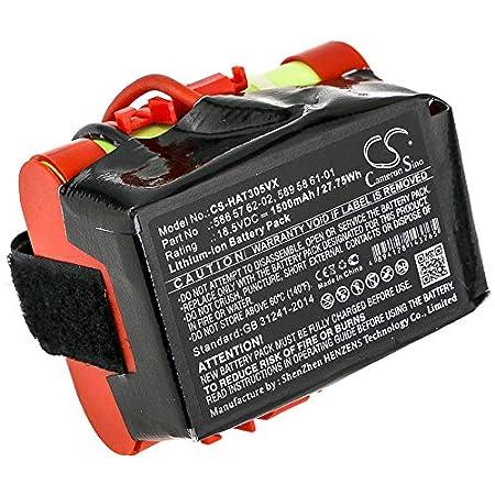 CS - Batería de ion de litio para Husqvarna Automower 105 ...
