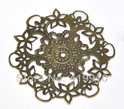 30pcs-antique-bronze-filigree-flower-wraps-connectors-jewelry-findings-connectors-55mm