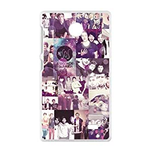 RHGGB Famous stars Cell Phone Case for Nokia Lumia X