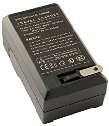 STK\'s Canon BP-808 Battery Charger - for Canon BP-807, BP-808, BP-809, BP-819, BP-827 camcorder batteries and these Canon Camcorders: Canon XA10, Vixia HF G10, HF M40, HF M41, HF200, HF S21, HF10, HF20, HF M400, HF S200, HF100, HF S100, HF S30, HF S20, HG