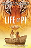Front cover for the book Life of Pi by Yann Martel