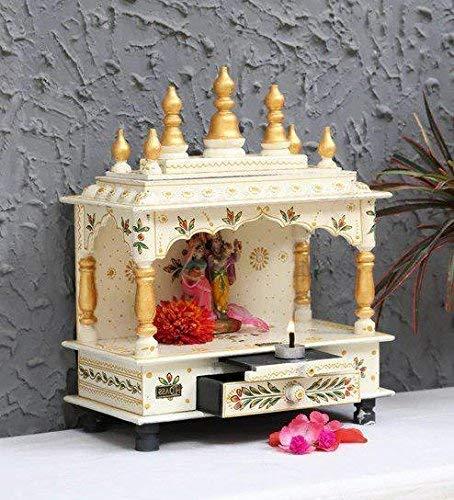 Fasherati Wooden Home Templesize 2000 X 4600 X 3800 Cmpooja