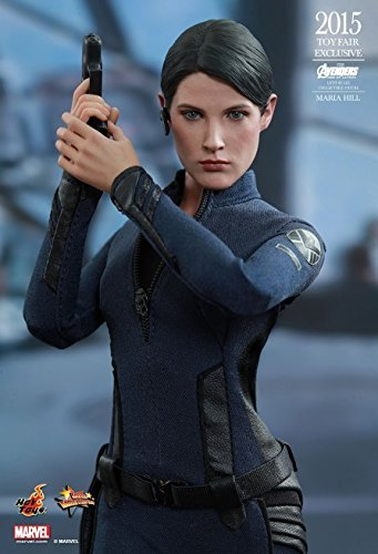Hot Toys Avengers: Age of Ultron Maria Hill Exclusive Sixth Scale Action Figure - Exclusive Hot Toys
