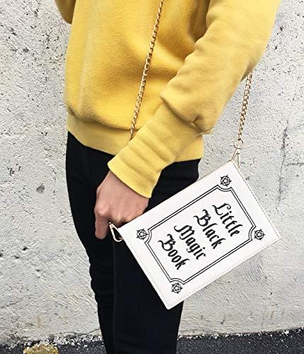 di Crema di di sacchetto Mini sacchetto di Pnizun di dell'unità libro Messenger dell'annata frizione donne signore del elaborazione lettera della della spalla Crossbody Bag di modo quotidiana borsa delle 4fA7q