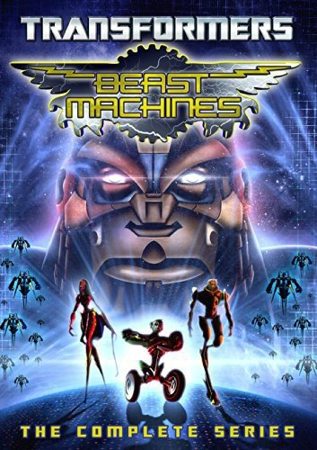 (Transformers Beast Machines: The Complete Series)