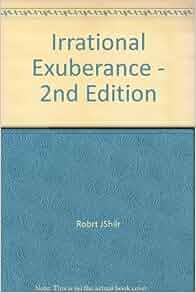 irrational exuberance 2nd edition pdf