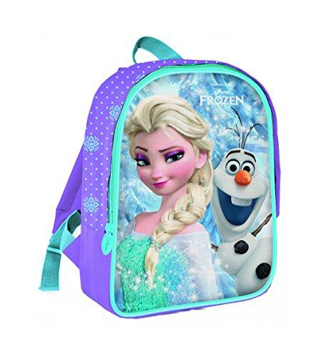 Coriex Skyline Disney Frozen Kleine Rucksack Kinderrucksack, Mehrfarbig, M