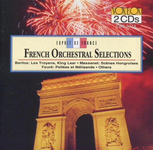 French Orchestral Music by Vox (Classical)
