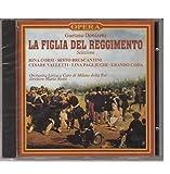 La Figlia Del Reggimento [Audio CD] Gaetano Donizetti; Rina Corsi; Eraldo Coda by Unknown (0100-01-01?