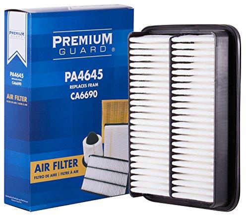 PG Air Filter PA4645   Fits 1991-92 Isuzu Impulse, 1992-95 Mazda 929, 1989-00 Toyota 4Runner, 1989-95 Pickup, 1991-97 Previa, 1995-04 Tacoma