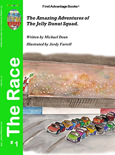 Jelly 5 Sport Digital (The Race (The Amazing Adventures Of The Jelly Donut Squad Book 1))
