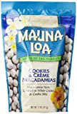 Mauna Loa Macadamias Nuts, Cookies and Creme, 11 Ounce