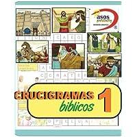 Crucigramas Para Todos: Crucigramas Biblicos 1