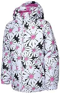 Trespass Girl's TP50 Madeline Ski Jacket, 7/8, Daisy Print