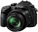 Panasonic Lumix DMC-FZ1000EG Superzoom Digitalkamera (20 Megapixel, 16-fach opt. Zoom, 1 MOS-Sensor, 7,5 cm (3 Zoll) LCD-Display, 4K/UHD-Aufnahme, optische Bildstabilisierung, WiFi, NFC) schwarz